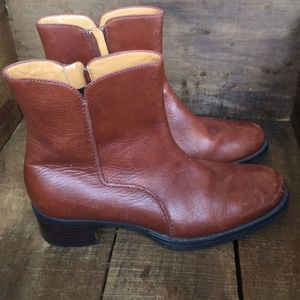 Rockport Women's Ankle Boots Brown Booties
